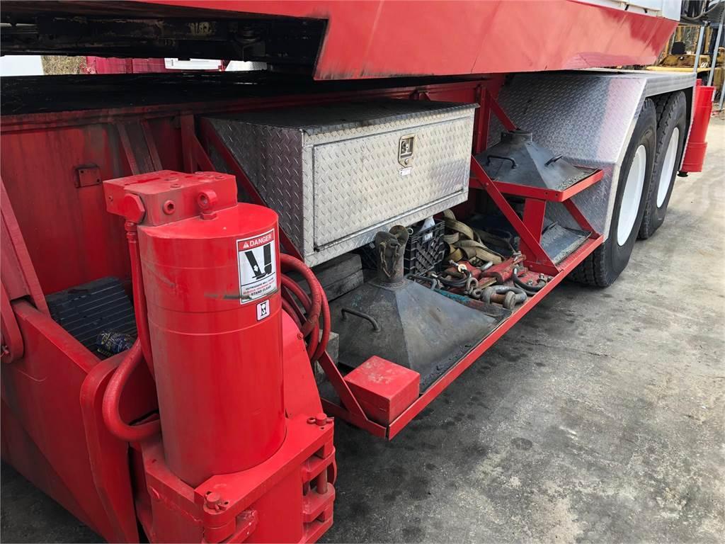 Link-Belt HC-238A, Boom / Crane / Bucket Trucks, Trucks and Trailers