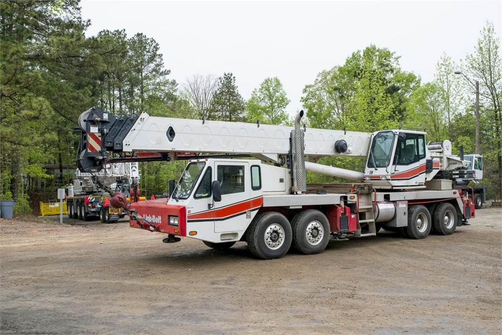 Link-Belt HTC-8660 II, All Terrain Cranes and Hydraulic Truck Cranes, Construction Equipment