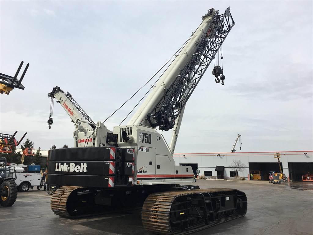 Link-Belt TCC-750, Other, Construction Equipment