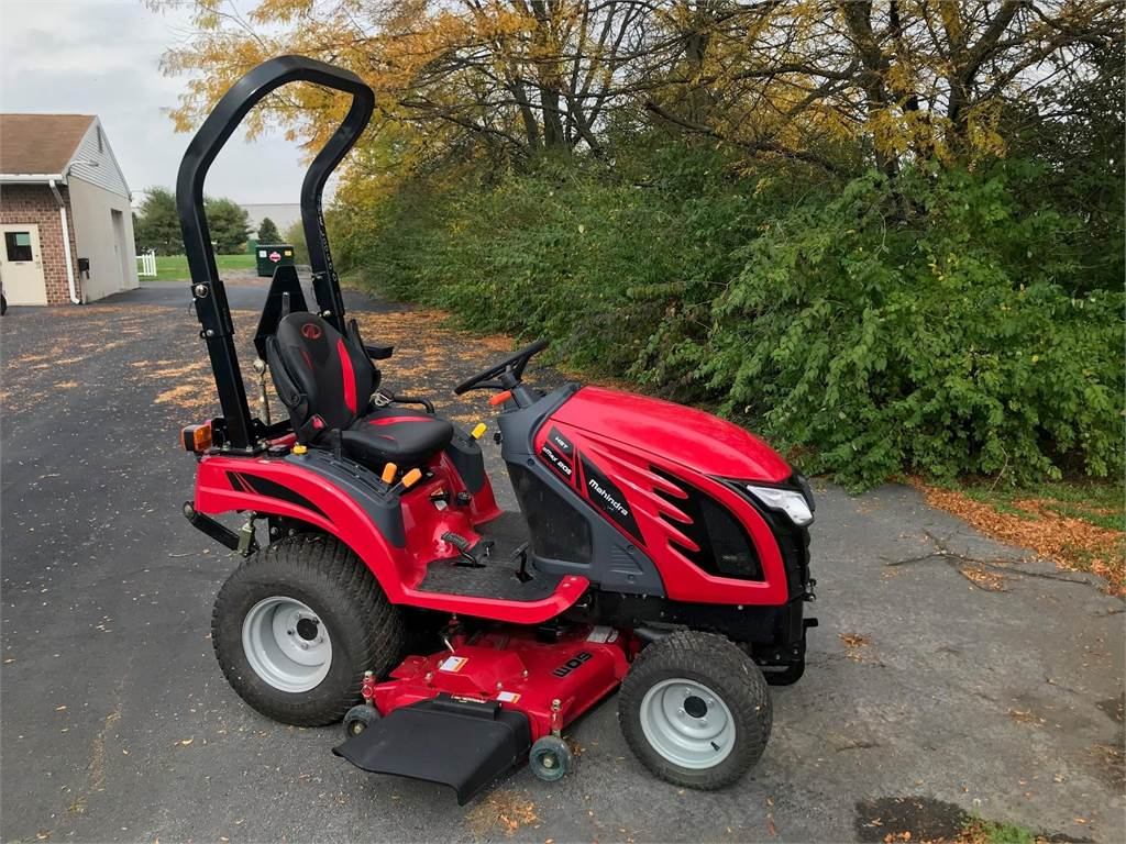 Mahindra EMAX 20S HST, Tractors, Agriculture