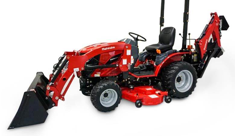 Mahindra EMAX 22 HST, Tractors, Agriculture