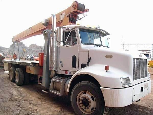 Manitex 22101, Boom Trucks, Trucks and Trailers