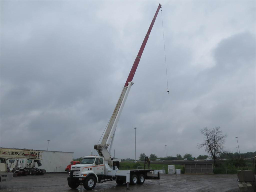 Manitex 30124, Loader Cranes, Trucks and Trailers