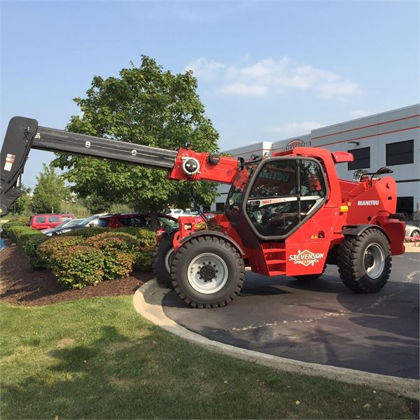 Manitou MHT10120, Used Telehandlers, Construction Equipment