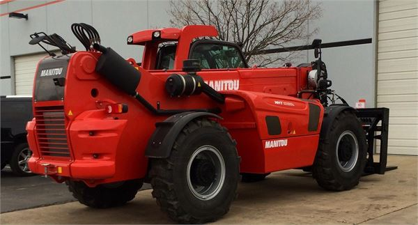 Manitou MHT10180LT, Used Telehandlers, Construction Equipment