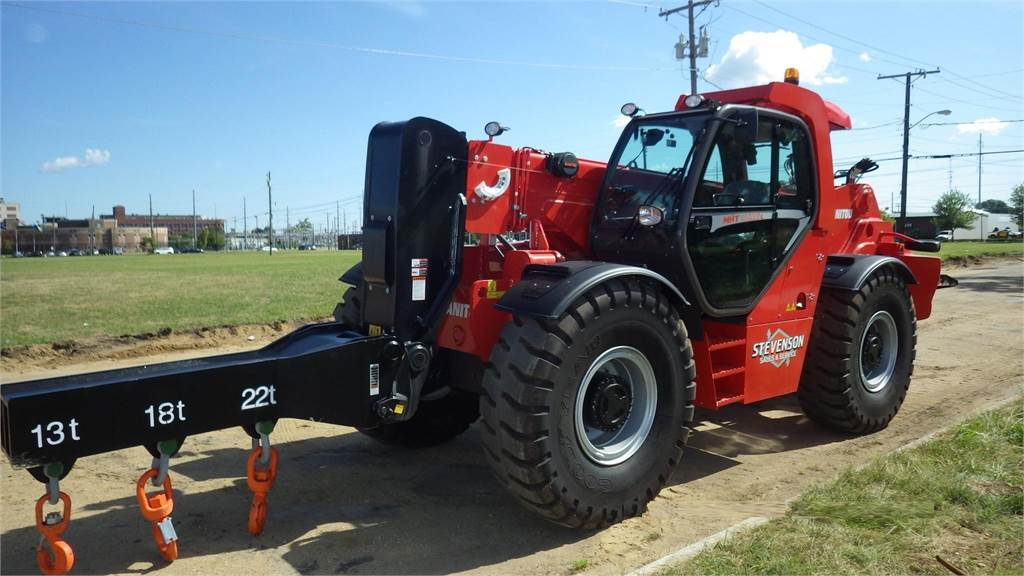 Manitou MHT10225, Used Telehandlers, Construction Equipment
