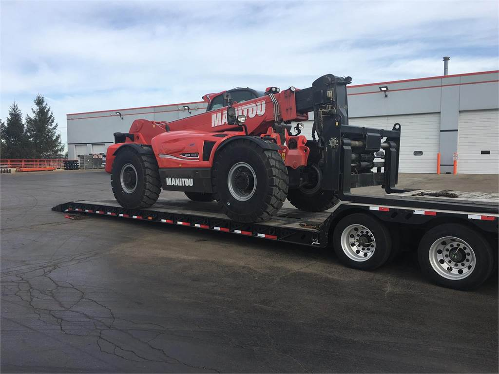 Manitou MHT10230, Used Telehandlers, Construction Equipment