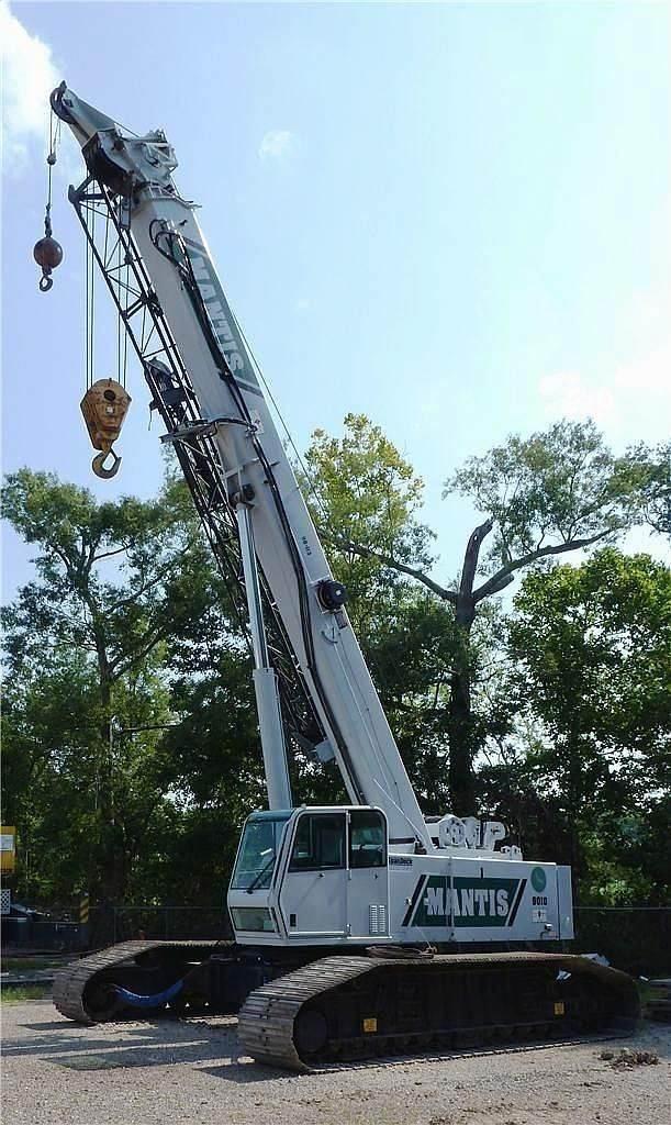 Used Jib Cranes Houston : Mantis for sale houston texas year used
