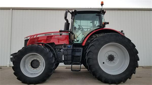 Massey Ferguson 8735
