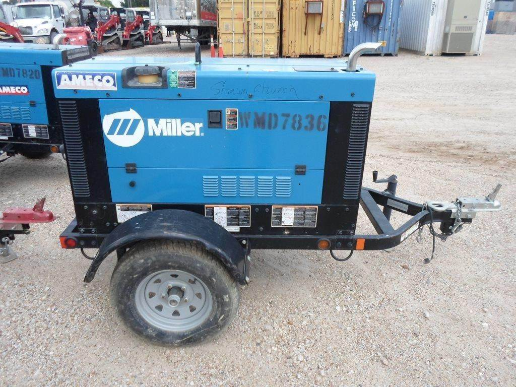 Miller BIG BLUE 400 PRO, Other, Construction Equipment