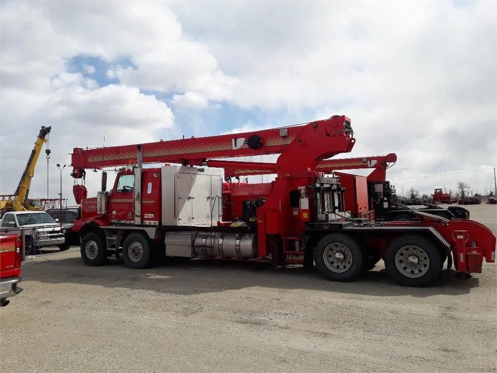 National 1469H, Hydraulic Truck Cranes and Boom Trucks, Trucks and Trailers