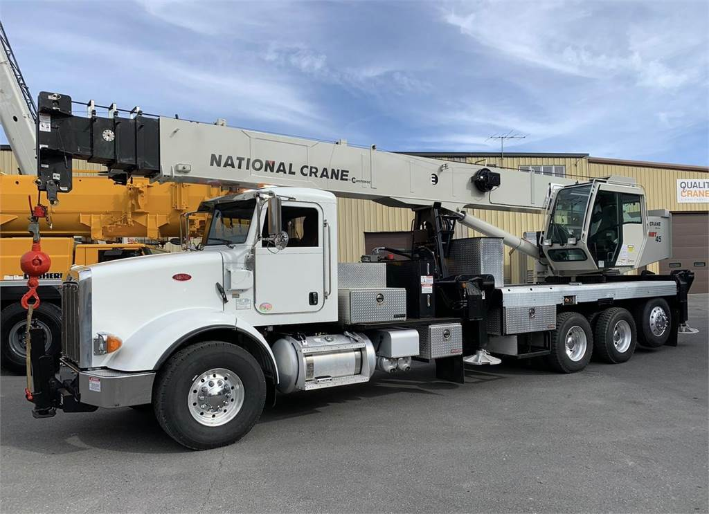 National NBT45, Boom Trucks, Trucks and Trailers