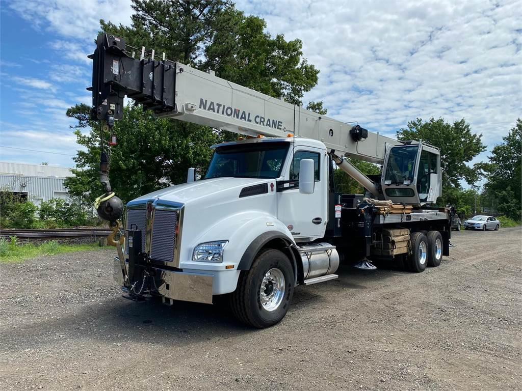 National NBT45-1, Boom Trucks, Trucks and Trailers