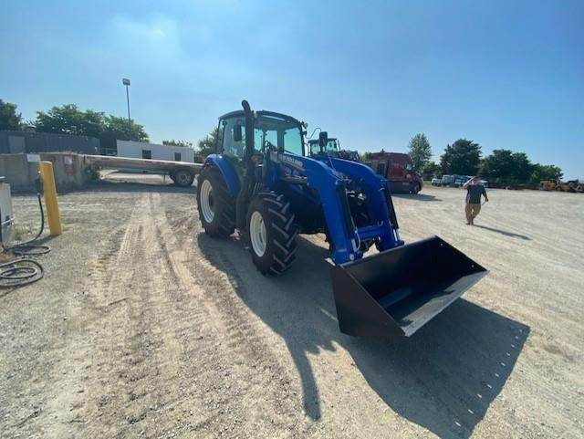 New Holland POWERSTAR 100, Tractors, Agriculture