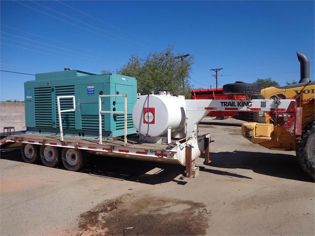 Onan 300DFCB - Diesel Generators - Construction Equipment - Volvo CE