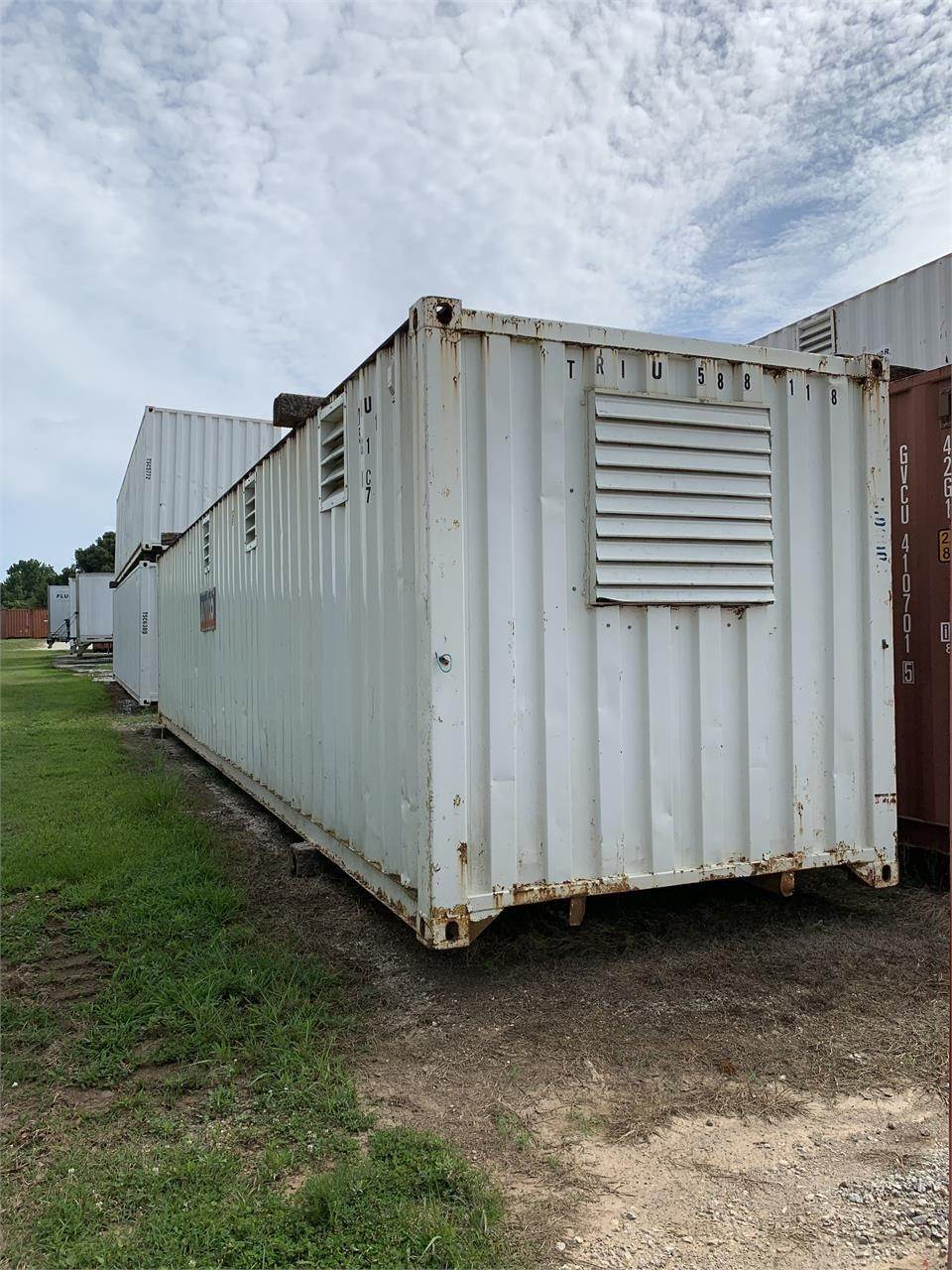 [Other] SHOP BUILT, Container Trailers, Trucks and Trailers