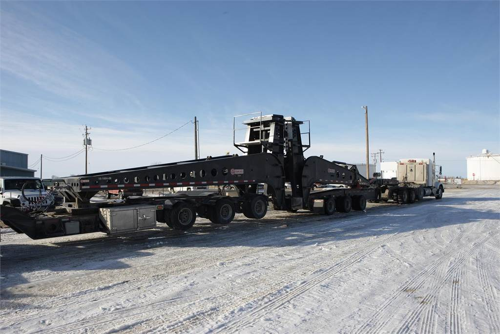 [Other] TEMISKO SCHNABLE, Flatbed Trailers, Trucks and Trailers