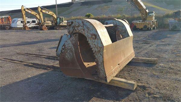 Pemberton grapple, Grapples, Construction Equipment