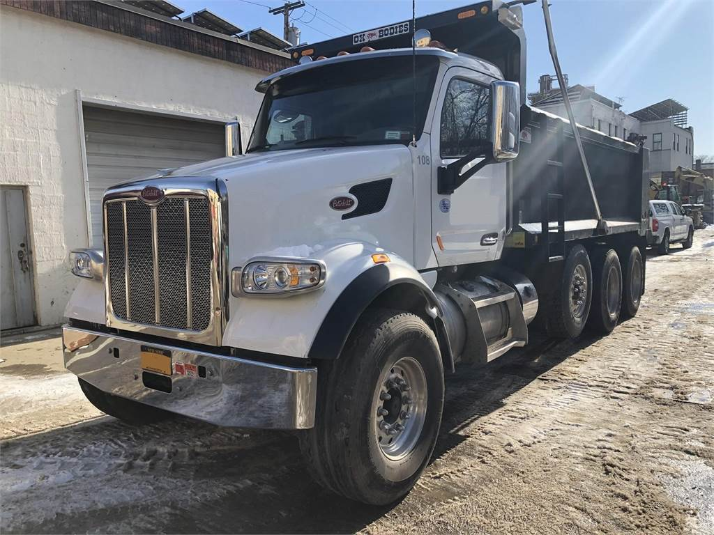 Peterbilt 567, Dump Trucks, Trucks and Trailers