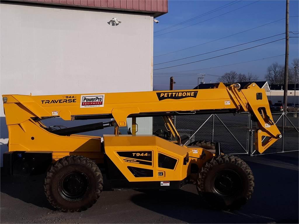 Pettibone TRAVERSE T944X, Telescopic Handlers, Construction Equipment