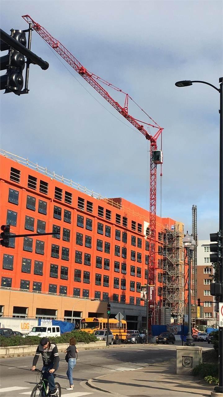 Potain IGO T130, Tower Cranes / Conventional-Lattice Boom Cranes / Gantry Cranes / Port Cranes / Misc. Cranes, Construction Equipment