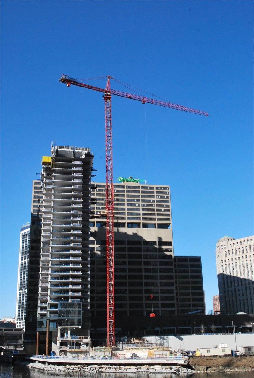 Potain MD485B, Tower Cranes / Conventional-Lattice Boom Cranes / Gantry Cranes / Port Cranes / Misc. Cranes, Construction Equipment