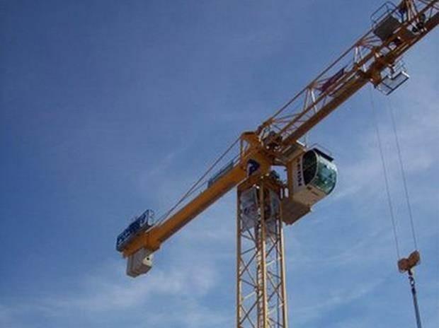 Used Jib Cranes Houston : Potain mdt j for sale houston texas year
