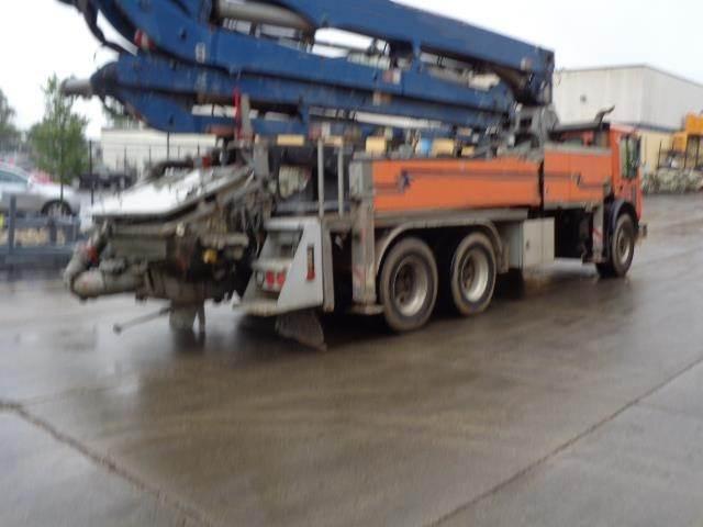 Putzmeister BSF32Z.16H, Boom Pumps, Construction Equipment