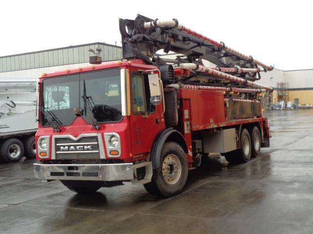 Putzmeister BSF40Z.16H, Boom Pumps, Construction Equipment