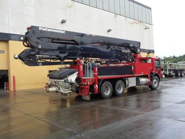 Putzmeister BSF40Z.16H, Boom Pumps, Construction Equipment