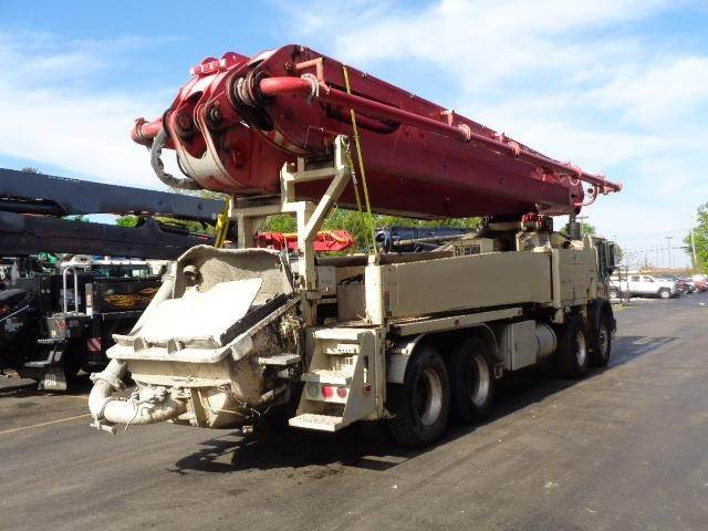 Putzmeister BSF46X.20H, Boom Pumps, Construction Equipment