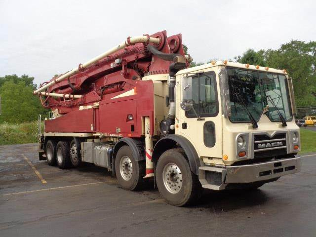 Putzmeister BSF47Z.16H, Boom Pumps, Construction Equipment