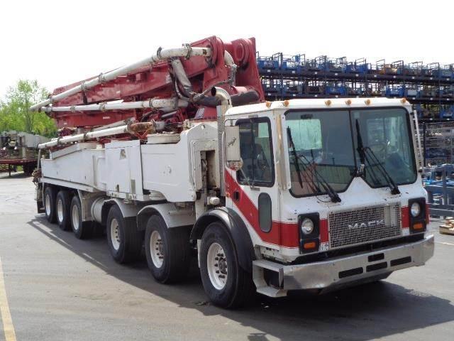 Putzmeister BSF52Z.16H, Boom Pumps, Construction Equipment