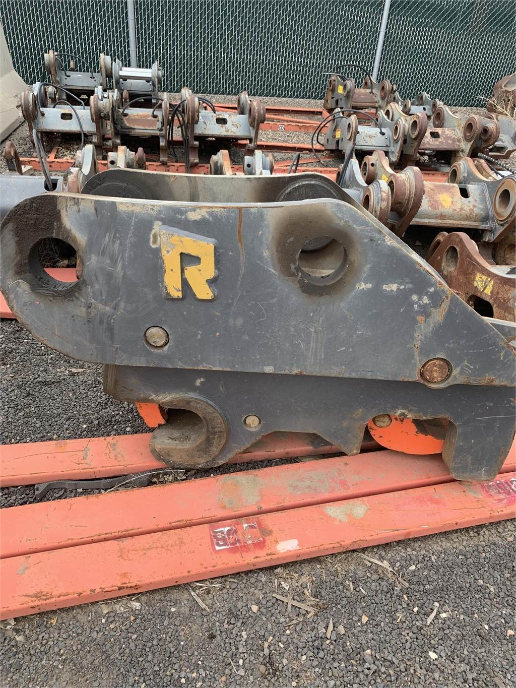 Rockland, Quick Connectors, Construction Equipment