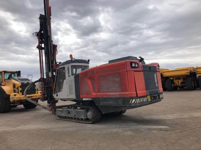 Sandvik DP1500I - Surface drill rigs - Construction