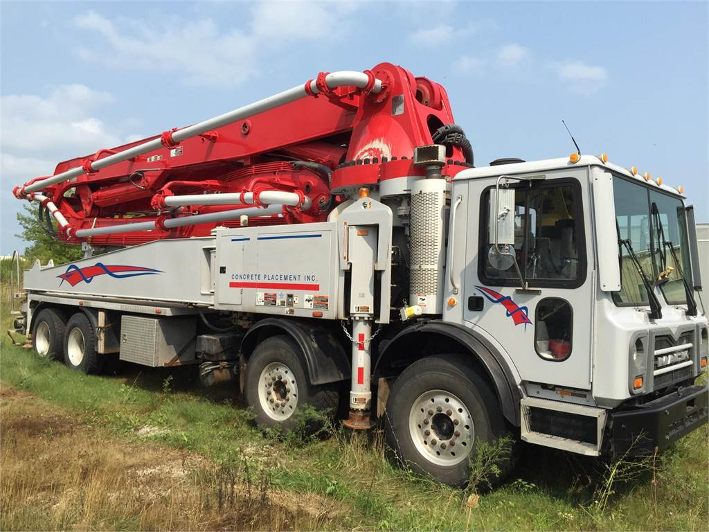Sany SY5411THB45, Boom Pumps, Construction Equipment