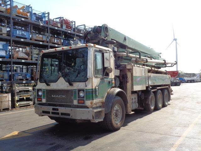 Schwing BPL1200KVM32XL, Boom Pumps, Construction Equipment