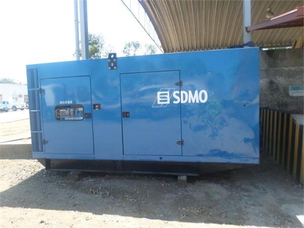 Sdmo V350U IV, Diesel Generators, Construction Equipment