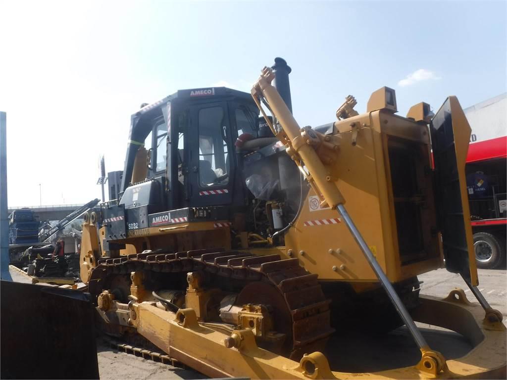 Shantui SD32, Dozers, Construction Equipment