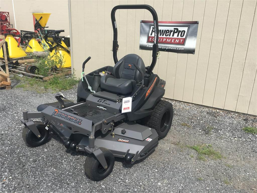 Spartan RT-HD, Zero turn mowers, Grounds Care