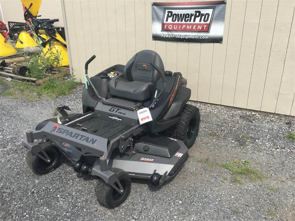 Spartan RZ PRO 2654, Zero turn mowers, Grounds Care