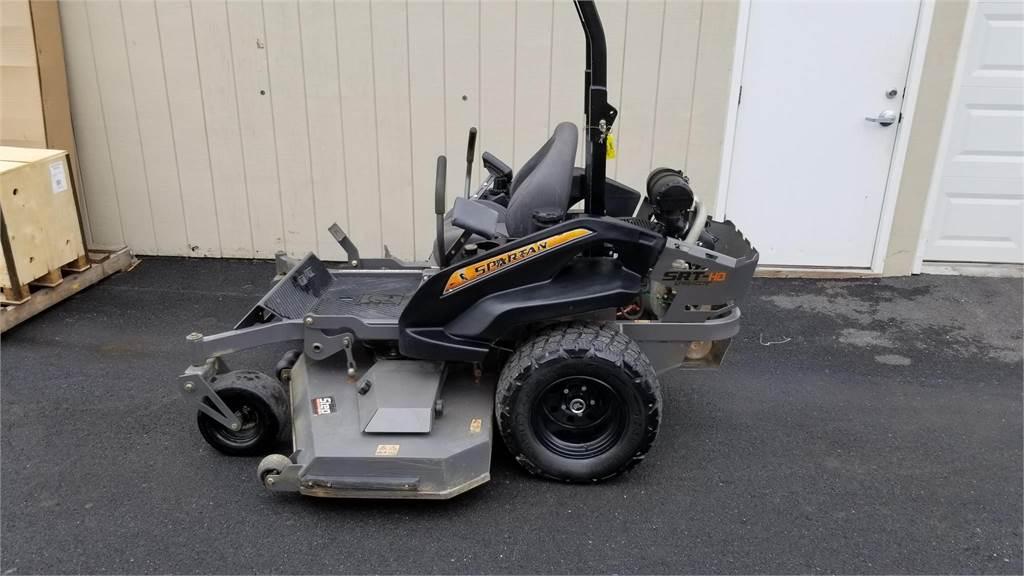 Spartan SRT HD 3372, Zero turn mowers, Grounds Care