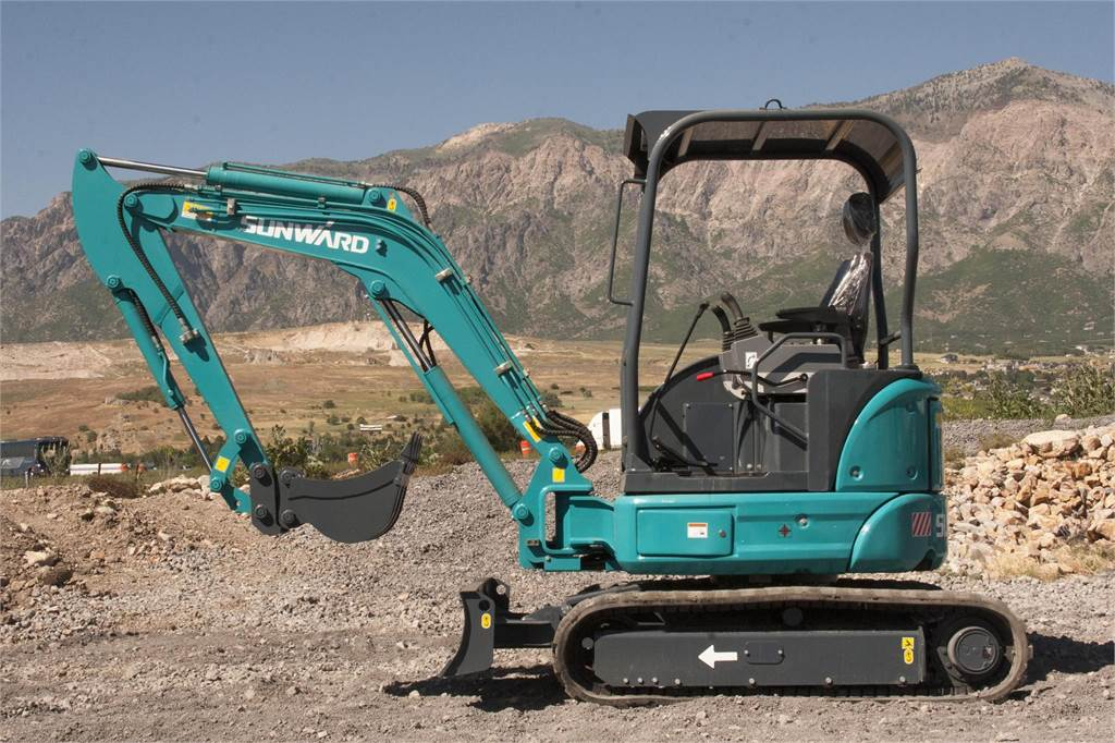 Sunward SWE40UB - Mini Excavators <7t (Mini Diggers