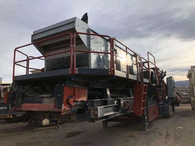 Superior P200, Crushers, Construction Equipment