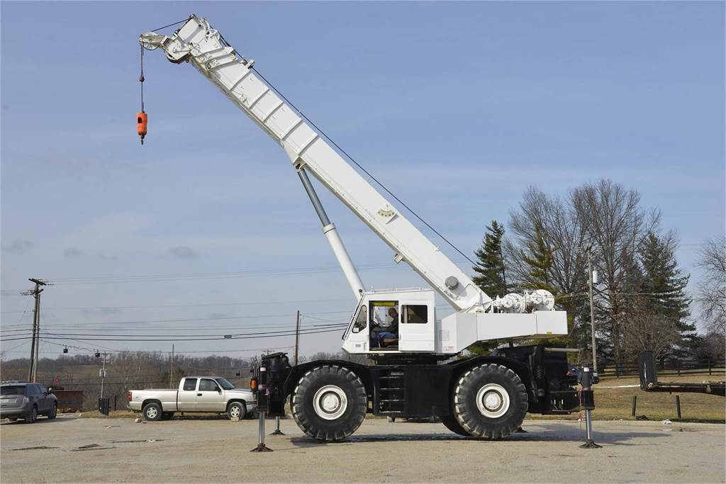 Tadano TR500 XL-3, Rough Terrain Cranes, Construction Equipment