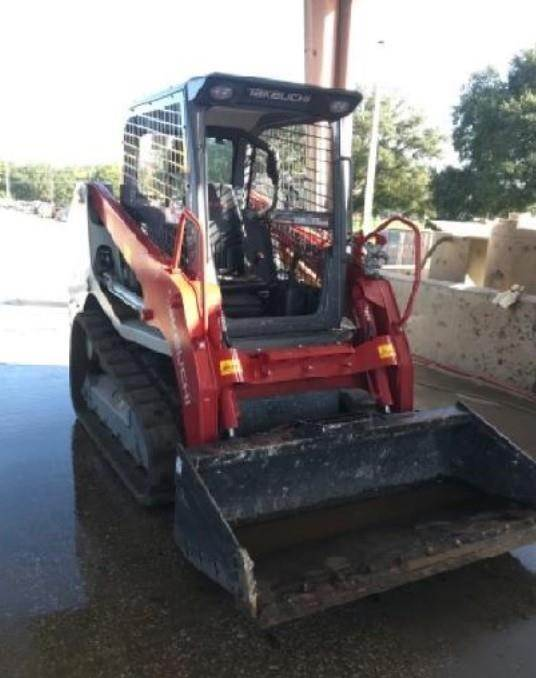 Takeuchi TL8R2, Skid Steer Loaders, Construction Equipment