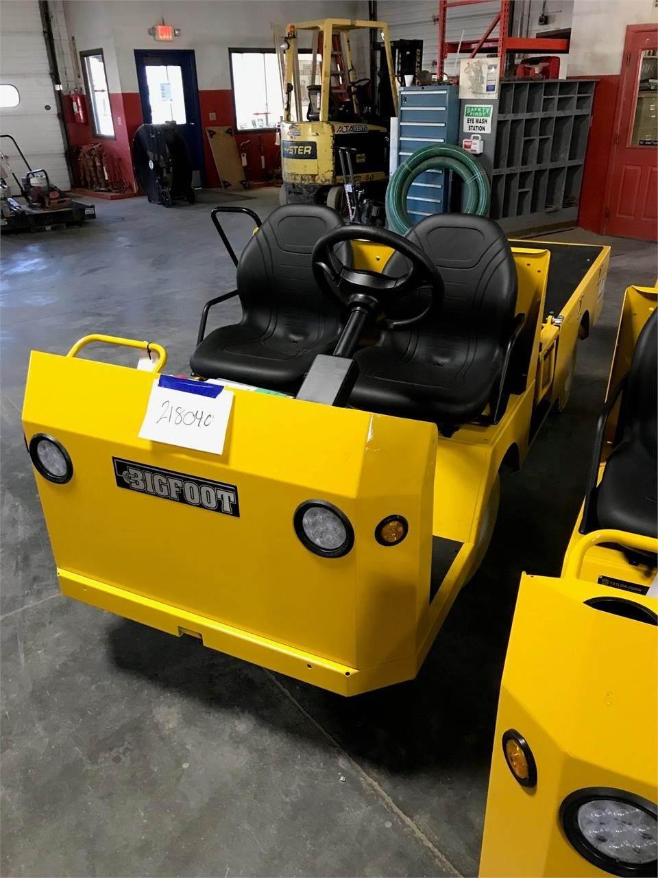Taylor-Dunn B5-440-48, ATVs, Agriculture