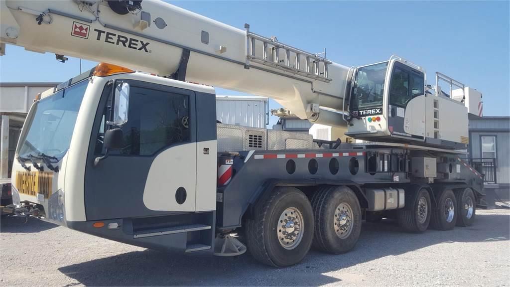 Terex ROADMASTER 9000, All Terrain Cranes and Hydraulic Truck Cranes, Construction Equipment