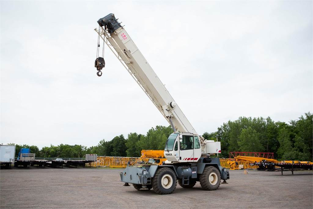 Terex RT230, Rough Terrain Cranes, Construction Equipment