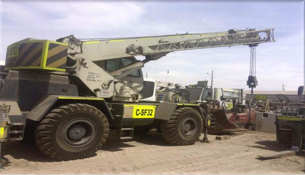 Terex RT230-1, Other, Construction Equipment